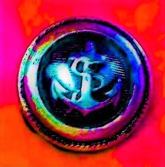 Le bouton. G. Ardelâme G; Ardelâme