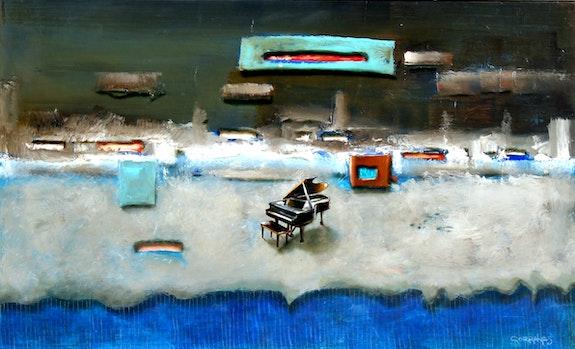 Pianoforte. Oscar Corrales Mr. Oscar Corrales