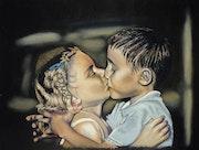 Premier baiser.