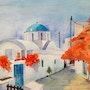 Watercolor. Kamaliart