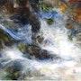 » La musique céleste de l'eau».
