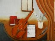 La musique. Luciene Tigrino