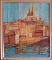 Marseille moderne. Luciene Tigrino