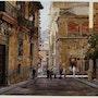 «Calle Oficios». Balderas