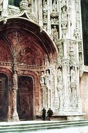 «Portada de Los Jerónimos».