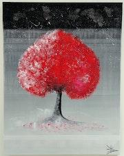 L'arbre carmin.