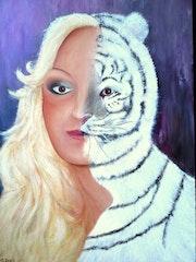 Femme-tigre.