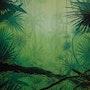 Enchevêtrement en forêt tropicale. Hosni Gharbi