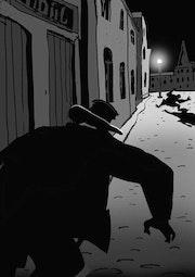 The Murders in the Rue Morgue (ill. 10). Valeriu Buev
