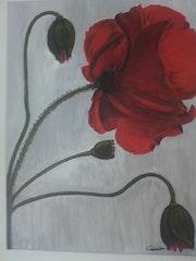 Peintures sans ambition, juste pour passer le temps.