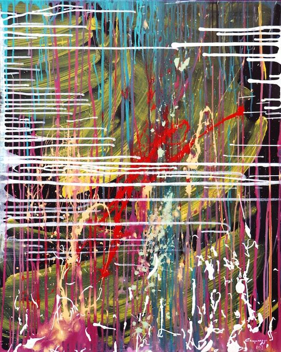 White lines. Gabriel Campanozzi L'atelier Gc