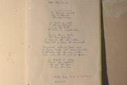 Poème en hommage à Notre Dame de Paris Charlély 11 ans.