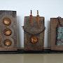 Trio de douves. Michel Gouaud