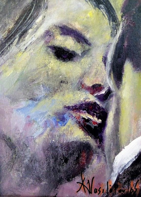 Erotic secrets. Akis Vasilopoulos A. V.