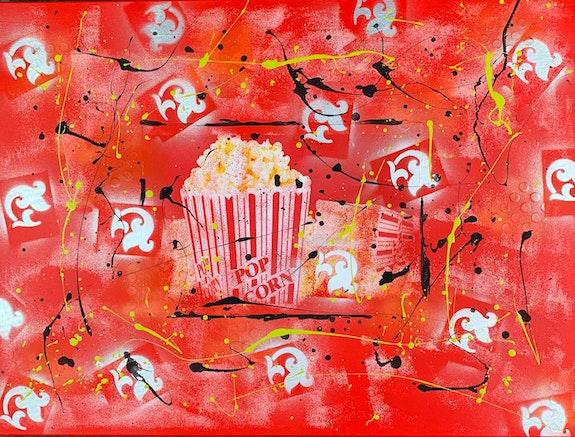 «Popcorn». Vortex Viper Vortex Viper