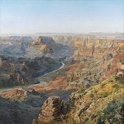 Le Grand Canyon.