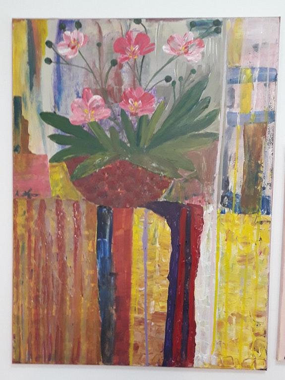 Automne en couleurs.  Assia Ddarai