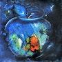 Interieur pomme Labradorite. Cercle Des Artistes Européens
