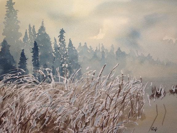Morning in the Marsh. Mark Rafenstein (Raf) Mark Rafenstein