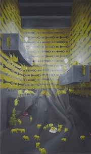 Le cirque de la vie - Hommage à Escher.