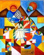 » Whirling Dervish Dance In Egypt ».