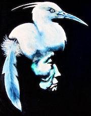 Bird clan shaman - Peru.