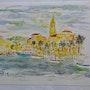 Hafen von Sanary. Bernard Honig