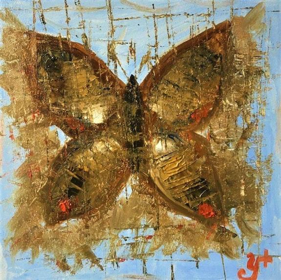 Butterfly In Silence. Naumenko Anastasiia Umka