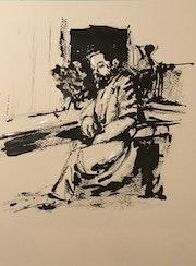 Study on Debussy. Dominique Dève