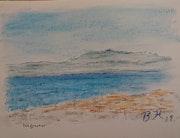Golfe de Corinthe à Nafpactos.