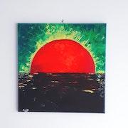 » Red sun ».