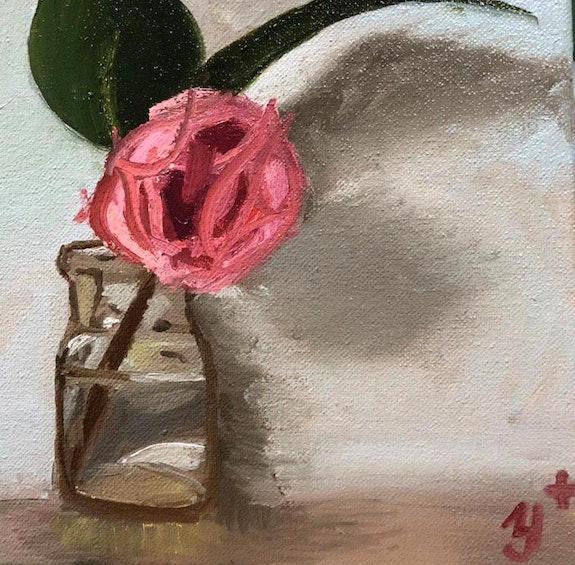 Rose's Mood. Anastasiia Naumenko Umka
