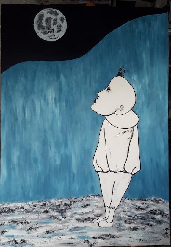 J'ai demandé à la Lune. Patricia Vivier Robert » Pat V »