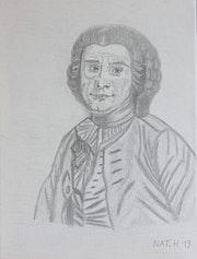 Jean-Jacques Rousseau ou le mythe du bon sauvage.