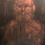 Visage peinture (expo Racine). Hussein Bedday