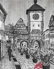 Freiburg im Breisgau. Jonathan Egouy
