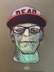 Dead Hipster. Home