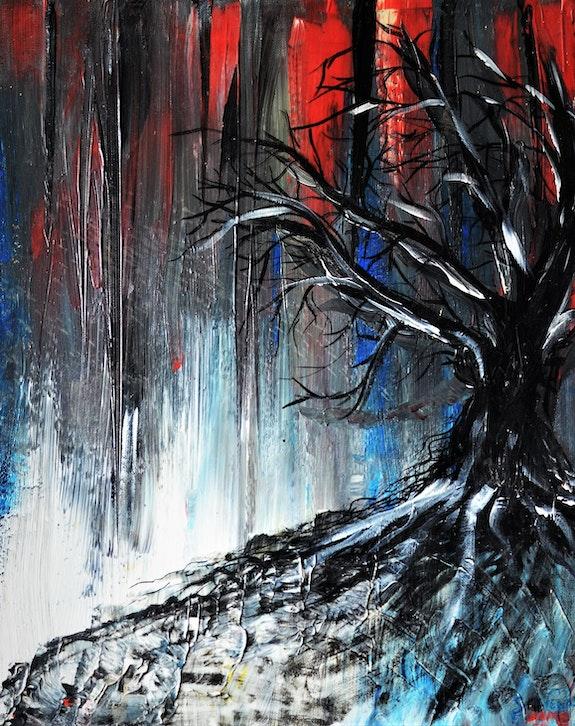 L'arbre des morts. S. L. L. S. L. L.