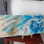 Mouvement du sable. Sylviane Rolland