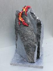 Volcanique.