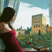 Anhelos en la Alhambra.