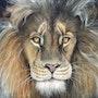 Marie le lion d'Afrique. Marie-Françoise Janssen