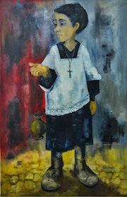 L'enfant de choeur. Arina Tcherem