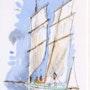 Or216 bisquine 10-15. Denis Moulin