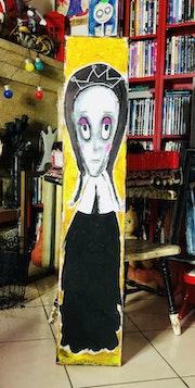 Addams mercredi (lea).