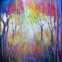 An Awakening. Gill Bustamante - Artist
