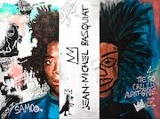 Jean Michel Basquiat- SamO. Eklektik Art