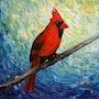 Cardinal Rouge. Eric F.