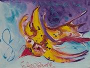 Petit oiseau. Elsa Caselli