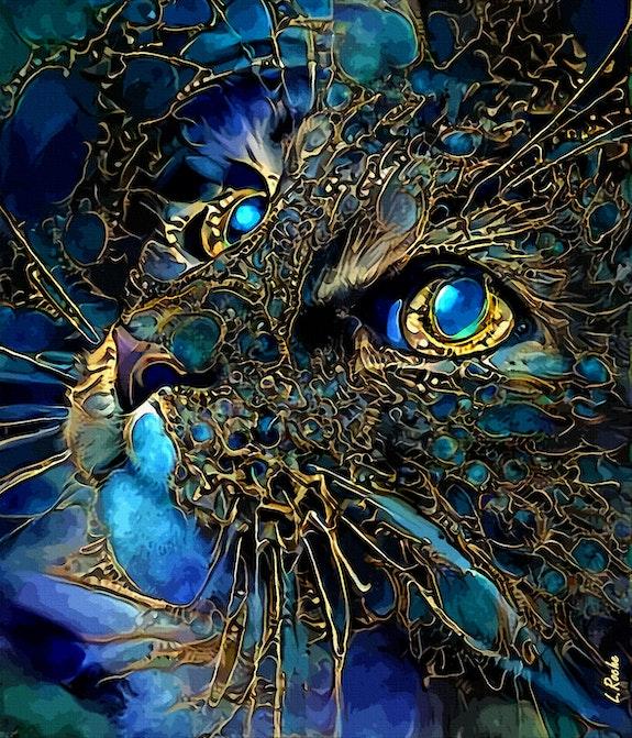 Cat Jewel.  Léa Roche